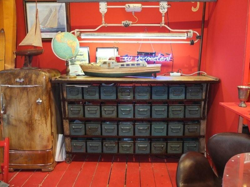 Fridge Company / Rent 66 Event Deko   Industriemöbel / Industrial Furniture